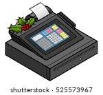 christmas holidays retail...   Shutterstock .eps vector #525573967