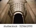 arc de triumph  paris   france   Shutterstock . vector #525661993