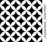 seamless abstract pattern in... | Shutterstock .eps vector #525679567