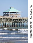 The Pier At Folly Beach In...