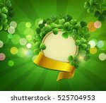 vintage circle with space for...   Shutterstock . vector #525704953