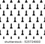 vector seamless texture with... | Shutterstock .eps vector #525724003