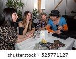 odessa  ukraine   28 november...   Shutterstock . vector #525771127