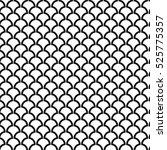abstract seamless art deco... | Shutterstock .eps vector #525775357