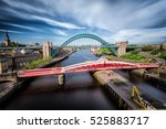 Bridges View Of Newcastle Upon...