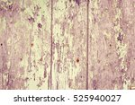 Old Rural Wooden Wall In Light...
