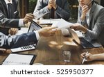 business corporate people... | Shutterstock . vector #525950377