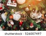 Christmas Toys On The Christma...