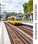 stuttgart  germany   july 13 ... | Shutterstock . vector #526067383