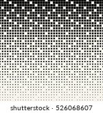 abstract geometric black and... | Shutterstock .eps vector #526068607