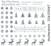Christmas Big Decoration Set O...