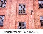 Deserted Old Brick Power Plant...