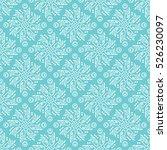 arabic pattern. indian  islamic ... | Shutterstock .eps vector #526230097