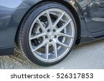 editorial use only  car wheel... | Shutterstock . vector #526317853