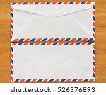 flag of thailand white envelope ... | Shutterstock . vector #526376893