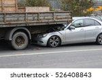 Crash Car And Truck