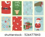 holiday themed patterns. merry...