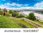Belgrade Cityscape From The...