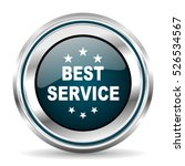 best service vector icon.... | Shutterstock .eps vector #526534567