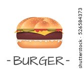 realistic vector illustration... | Shutterstock .eps vector #526584373