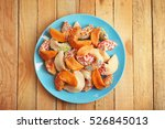 Colorful Fortune Cookies On...