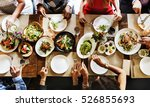 restaurant chilling out classy... | Shutterstock . vector #526855693