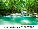 Huay Mae Khamin Waterfall In...