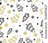 bright seamless pattern... | Shutterstock .eps vector #526892827