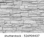 Closeup Surface Brick Pattern...