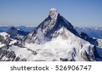 The Matterhorn In Switzerland...