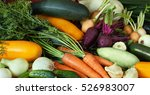 Composition Of Fresh Vegetable...