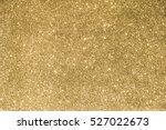 gold giltter texture christmas... | Shutterstock . vector #527022673