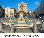 rome  italy   sept 2016  triton ...   Shutterstock . vector #527039227