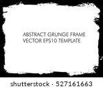 vector grunge frame.grunge...   Shutterstock .eps vector #527161663