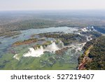 Helicopter View From Iguazu...