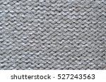 close up of jersey fabric... | Shutterstock . vector #527243563