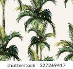 beautiful seamless vector... | Shutterstock .eps vector #527269417