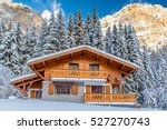 Beautiful Luxury Chalet In...