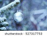 christmas decorations | Shutterstock . vector #527317753