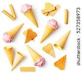 Strawberry Ice Cream With...