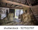 storage interior in country... | Shutterstock . vector #527522707