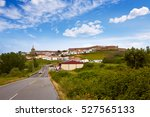 Galisteo Village In Caceres Of...