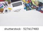 creative header image | Shutterstock . vector #527617483