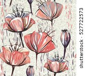 Vector Colorful Tulips On The...