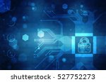 2d illustration safety concept  ... | Shutterstock . vector #527752273