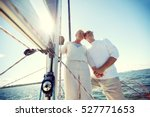 sailing  age  tourism  travel... | Shutterstock . vector #527771653