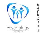 modern family logo of...   Shutterstock .eps vector #527889637