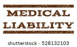 medical liability watermark... | Shutterstock .eps vector #528132103