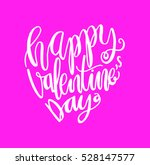 happy valentine's day... | Shutterstock .eps vector #528147577