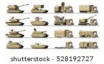 military equipment. defense... | Shutterstock .eps vector #528192727